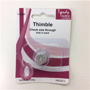 Trendy Trims : Thimble Large
