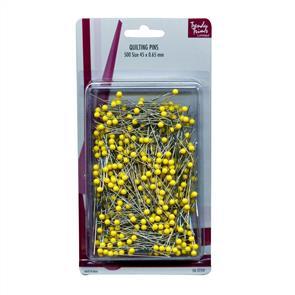 Trendy Trims  : Quilting Pins (size 45 x 0.65mm) 500/Pkg