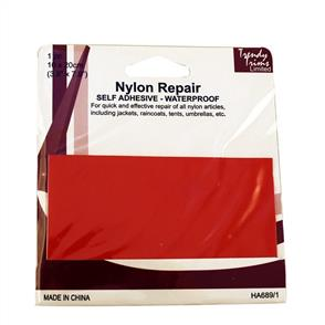 Trendy Trims  Adhesive Nylon Repair Patch 10cm x 20cm