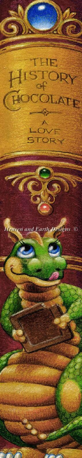 Heaven and Earth Designs Storykeep History of Chocolate
