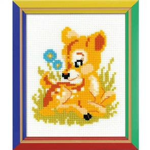 Riolis  Fawn - Cross Stitch Kit