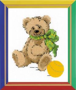 Riolis  Little Bear - Cross Stitch Kit