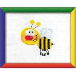 Riolis  Little Bee - Cross Stitch Kit