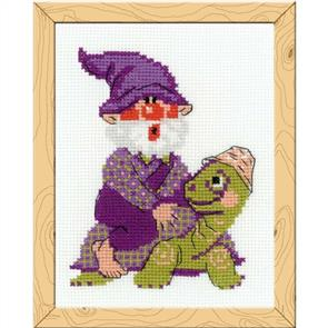 Riolis  Giddy-Up! - Cross Stitch Kit