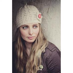 Lisa F Honey Cakes Pattern - HC07 Rosalind Hat