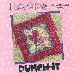 Lizzie Kate Punch-It  - Here's My Heart