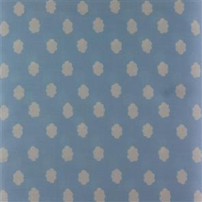 Handworks Fabric  - Homey Collection - 13060 Blue
