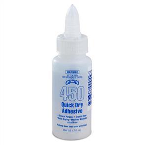 Helmar  Quick Dry Glue 450