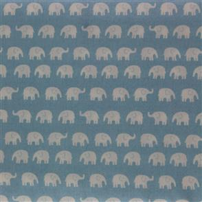 Handworks Fabric  - Homey Collection - 11724 Blue