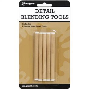 Ranger Ink Ranger Detail Blending Tools 5/Pkg