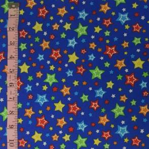 Blank Quilting  Le Cirque - Stars Blue