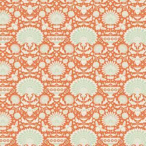 Tilda Tilda Fabric - Bumblebee Collection - Garden Bees Ginger