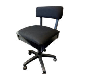 Horn Sewing Chair - Black
