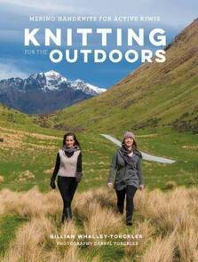 Bateman Books  Merino Handknits for Active Kiwis - Knitting for the Outdoors