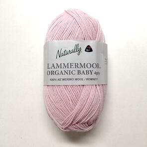 Naturally  Lammermoor Organic Baby 4ply