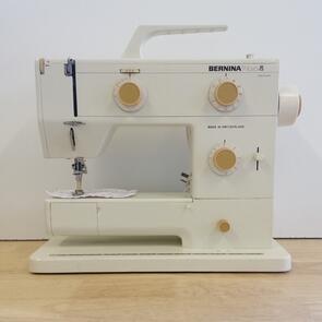 Bernina - Pre-Loved! Nova Electronic Sewing Machine Cream Handle