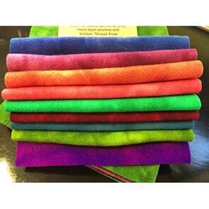 Primitive Gathering 100% Hand Dye Wool - Brights #2