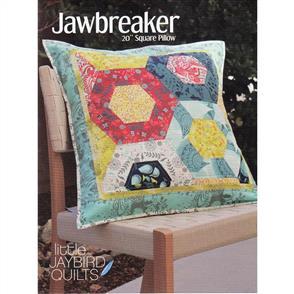 Jaybird Quilts  Jawbreaker - Quilting Pattern
