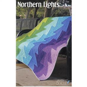 Jaybird Quilts  Northern Lights - Quilting Pattern