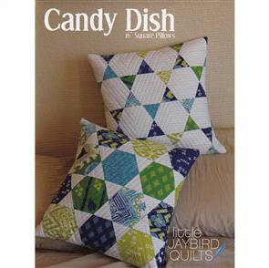 Jaybird Quilts  Candy Dish - Quilting Pattern