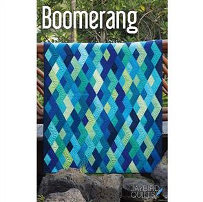 Jaybird Quilts  Boomerang - Quilt Pattern