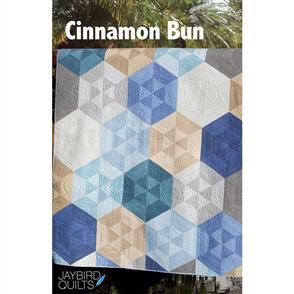 Jaybird Quilts  Cinnamon Bun - Quilting Pattern
