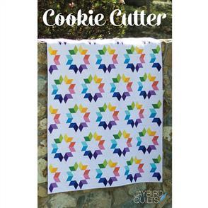 Jaybird Quilts  Cookie Cutter - Quilt Pattern