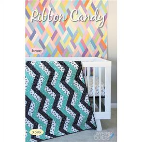 Jaybird Quilts  Ribbon Candy - Quilting Pattern
