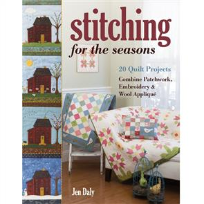 Jen Daly Stitching for the Seasons -