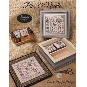 Jeannette Douglas Designs - Pins & Needles