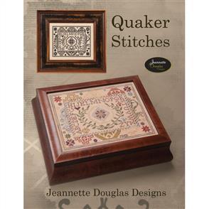 Jeannette Douglas Designs - Quaker Stitches