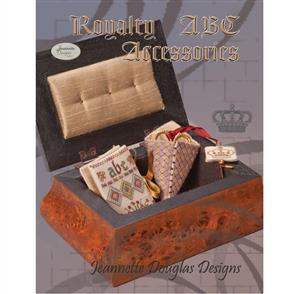 Jeannette Douglas Designs - Royalty ABC Accessories