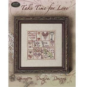 Jeannette Douglas Designs - Take Time For Love