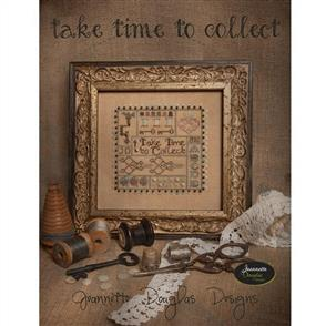 Jeannette Douglas Designs - Take Time to Collect