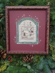 Shepherds Bush Jingle Embroidery Kit