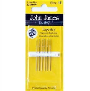 John James  Tapestry Needles