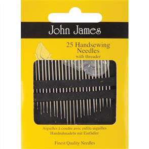 John James  Hand Needle Set - Assorted 25/Pkg