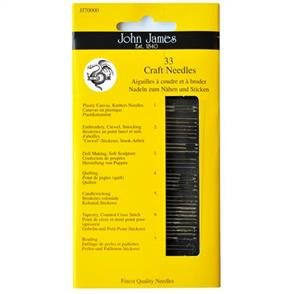 John James Craft Needles