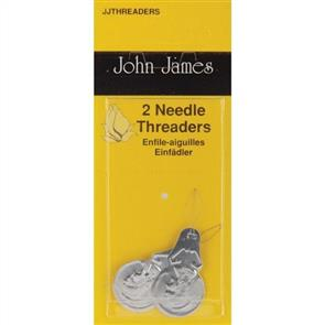 John James  2 Needle Threaders