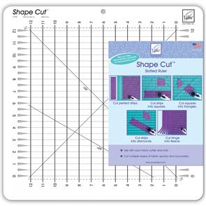 June Tailor Shape Cut - for Strips/Block Template