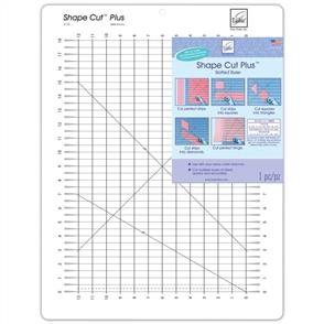 "June Tailor  Shape Cut Plus Ruler - 12""X18"""