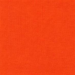 Robert Kaufman Kona Solids - 1370 Tangerine