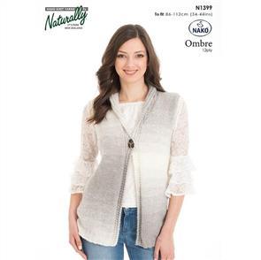 Naturally K1399 Vest