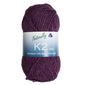 Naturally K2 Yarn -12Ply
