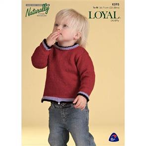 Naturally  K595 Sweater