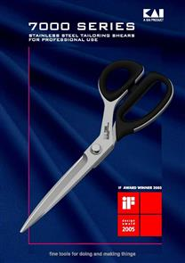 KAI Professional Scissors/Shears 23cm