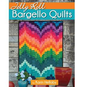Landauer Jelly Roll Bargello Quilts - Karin Hellaby