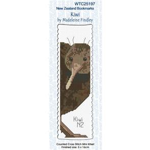 Lyn Manning  Bookmark Kit - Kiwi