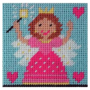 Jolly Red Kids Tapestry Kit - Fairy Godmother