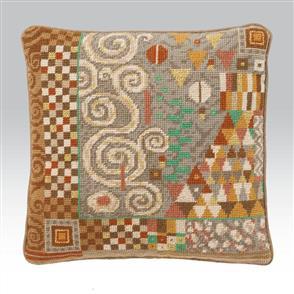 Ehrman  Tapestry Kit - Klimt Silver